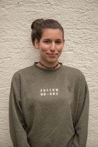 Sarah Wolter Mitarbeiterin Kleintierhaus