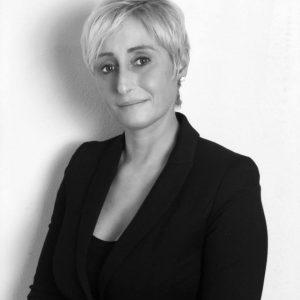 Diana Gross 1. stellvertretende Vorstandsvorsitzende